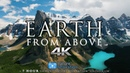 7 HOUR 4K DRONE FILM Earth from Above Music by Nature Relaxation™ Ambient AppleTV Style