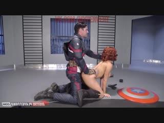 Peta Jensen - Captain America: A XXX Parody ()