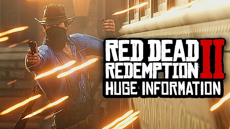Red Dead Redemption 2 - HUGE NEWS UPDATE, BOATS CONFIRMED, LOCATIONS SAINT DENIS!