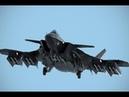 Чёрный орёл -полёт новейшего истребителя пятого поколенияхарактеристики