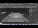 Моделирование танка T 72 3DMax Greavsie93