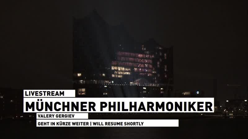 Elbphilharmonie Münchner Philharmoniker Valery Gergiev mit Strawinsky und Schostakowitsch Hamburg 21 01 2019