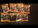 Распаковываем минифигурки Lego!
