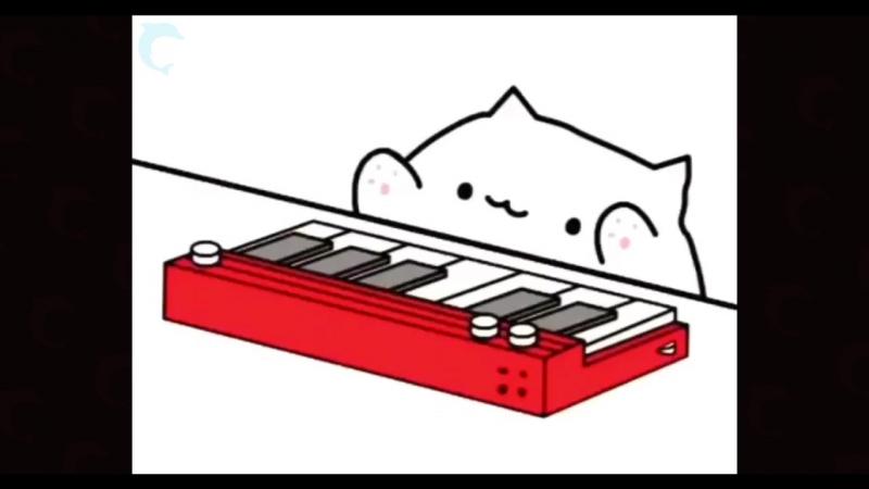 котик диджей