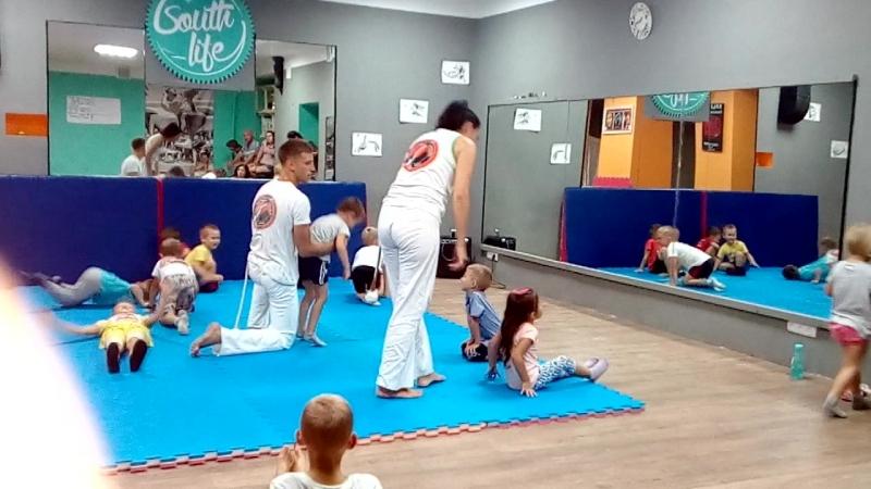 Пробное занятие Capoeira 2