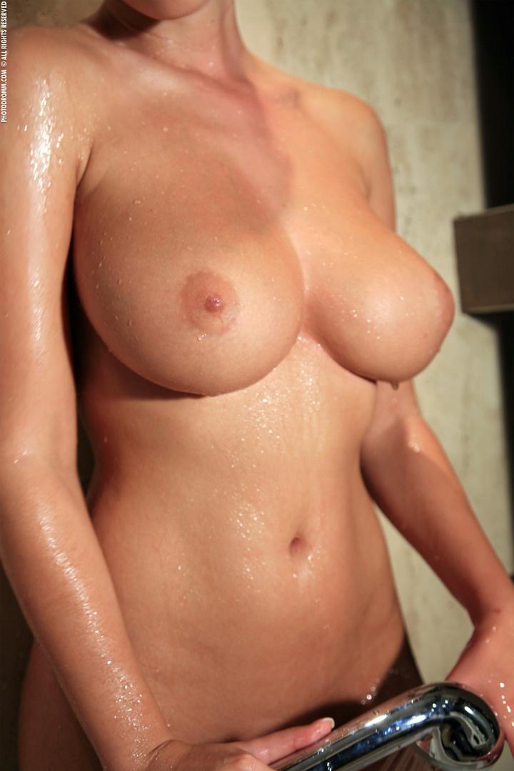 Fucking a naughty couple of boobs