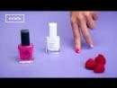 Мастер класс Avon по дизайну ногтей рисунки из точек