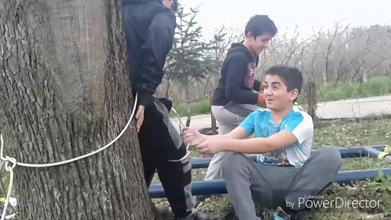 Kereme Kışkırtma Yaptık Ağaca Bağladık Eziyet Ettik !!