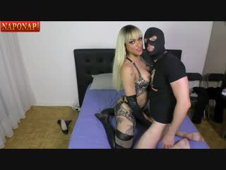 [NapoNap] Patricia Alves (Part 2) [2018 г., Shemale On Male, Hardcore, Anal, 1080p]