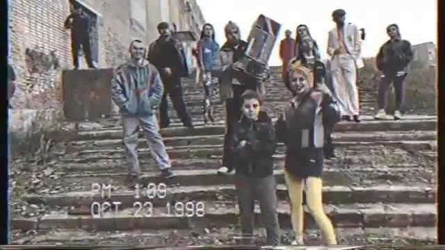 90-ые
