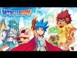 NSPS4XBO - Monster Boy and the Cursed Kingdom (Monster Boy and the Wizard of Booze) Art &amp Screenshot Portfolio