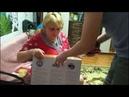пылесосик пяточок распаковка ILIFE ver 5 PRO