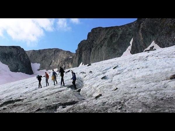 Лакмусовая бумажка природы на Ямале ученые вернулись из похода на свой «опорный» ледник