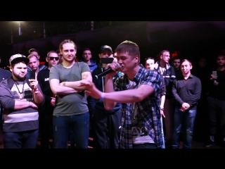Trash Talker Battle - BUBBA VS MANGUSTO (2 раунд)