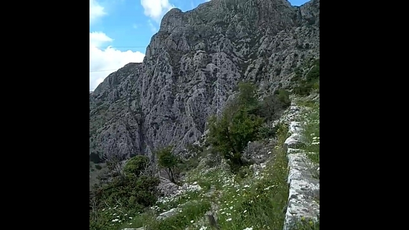 Горы, продолжение восхождения
