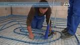 Теплый пол - пошаговое руководство по монтажу панельного отопления от KAN