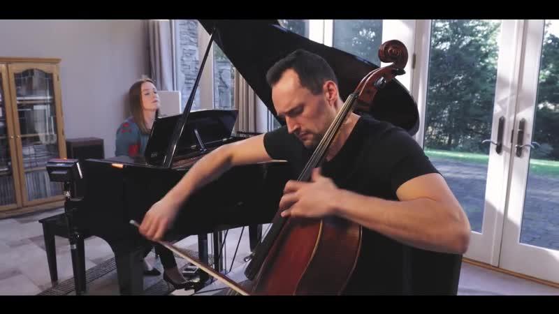 Кавер на виолончели и пианино песни Shallow - A Star is Born