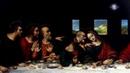 Leonardo da Vinci - the last supper/Леонардо да Винчи - Тайная вечеря