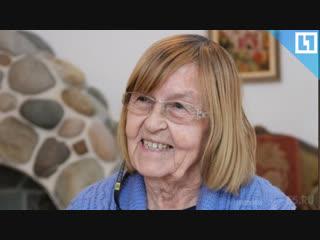 День волонтера. Бабушка-фея из Израиля