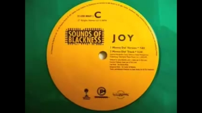 Sounds of blackness ★ joy ★ momo def version