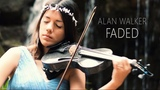 Alan Walker - Faded (Violin + Harp Cover) VioDance