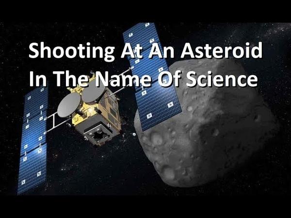 Anti-Tank Round vs Asteroid - For Science! - Hayabusa 2