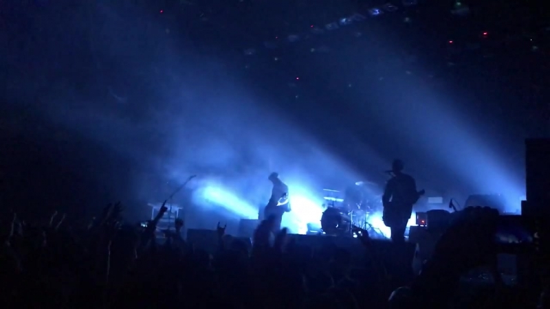 Black Rebel Motorcycle Club Red Eyes and Tears, Moscow ГлавClub Green Concert 13.06.2018
