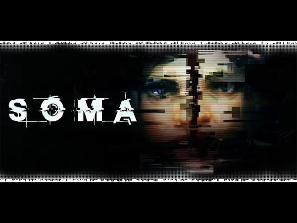 Прохождение игры SOMA часть 12 (PlayStation 4)