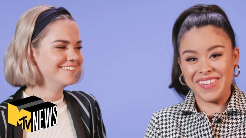 Good Trouble' Cast Maia Mitchell Cierra Ramirez Take Adulting Quiz | MTV News
