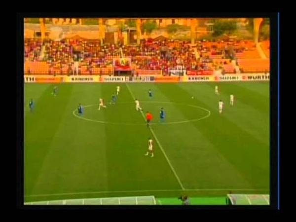 Армения - Босния и Герецеговина 0:2