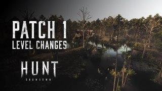 Developer Update | Hunt: Showdown Patch 1 - Level Changes