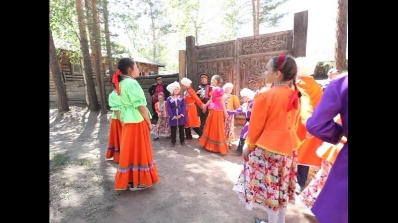 III Республиканский фестиваль Байкальский хоровод.