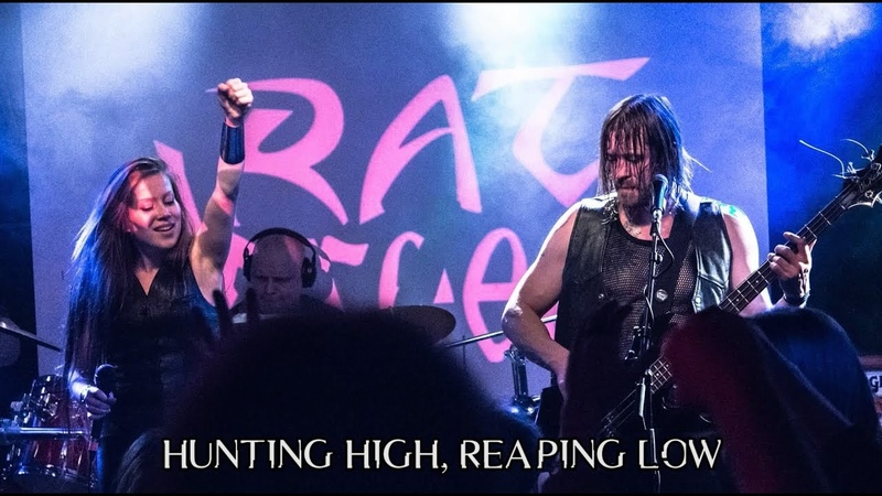 Ratbreed - Hunting High, Reaping Low (Official video)