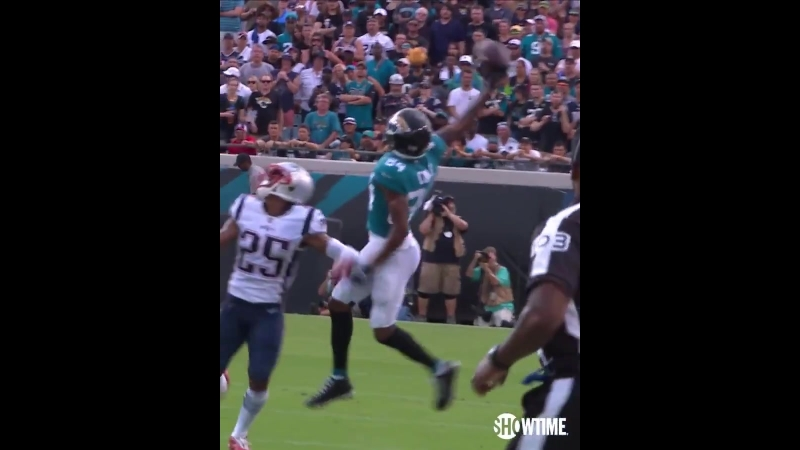 Inside the NFL - .@TelvinSmith_22s reaction to @Air4Coles one-handed catch pretty much sums it up