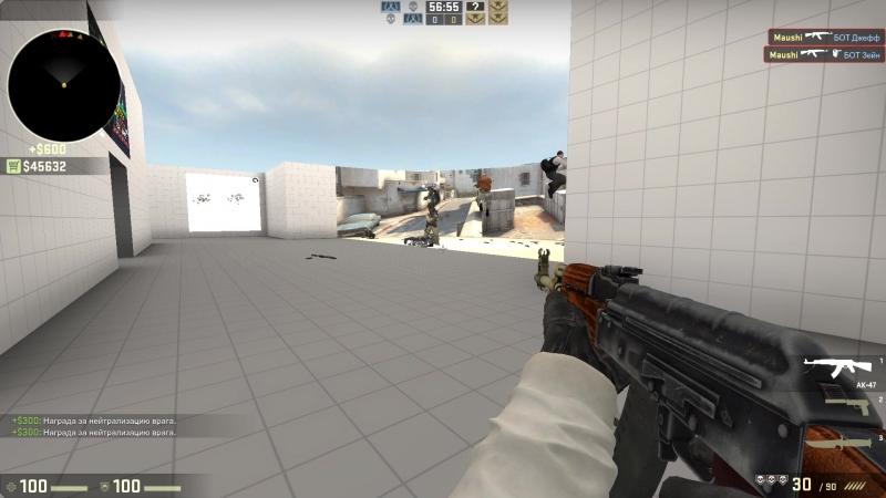 макрос АК-47 сенс 2.5