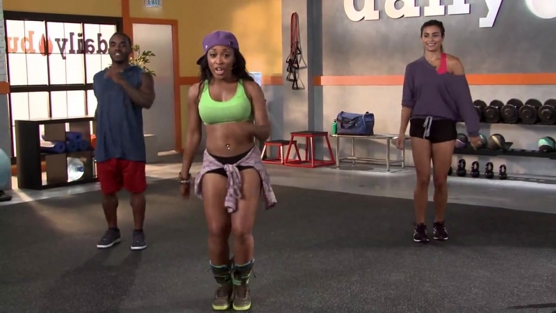 Keaira LaShae - DB15 Lets Move. Танцевальное кардио на 15 минут