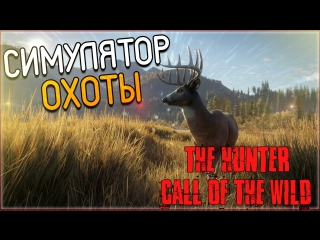 THE Hunter Call of the Wild ► НЕ ДОБРОЕ ДЕЛО...(Прохождение на русском №1)