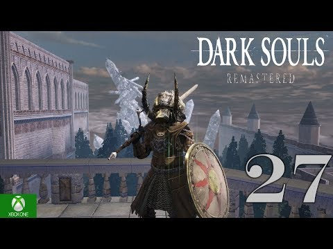 Dark Souls: Remastered ► Xbox ONE ►Руины Нового Лонда