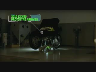 Kawasaki Science of Supercross- All new KX 450