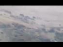 Солдаты Армии Обороны Арцаха обстреливают солдат ВС Азербайджана