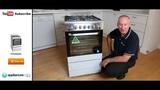 Freestanding Gas OvenStov