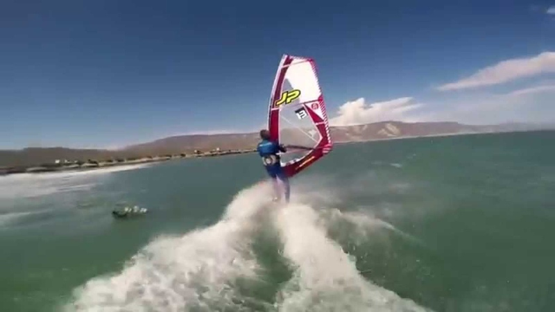 Démonstration de Windsurf moderne