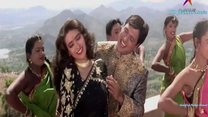 Tumsa Koi Pyara Koi Masum ( Khuddar 1994 ) HD HQ Eagle Jhankar Song | Alka Yagnik Kumar Sanu |