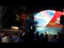 Клуб Альфа-Патриот концерт в городском парке г.Жуковский 9мая