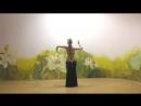 Татьяна Муха, трайбл фьюжн импровизация @ Осенняя трайбл-вечеринка Созвездие 2017