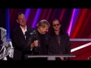 RUSH - Rock and Roll Hall Of Fame (2013)