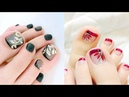 New Nail Art 2018 💄😱 The Best Toe Nail Art Designs Compilation