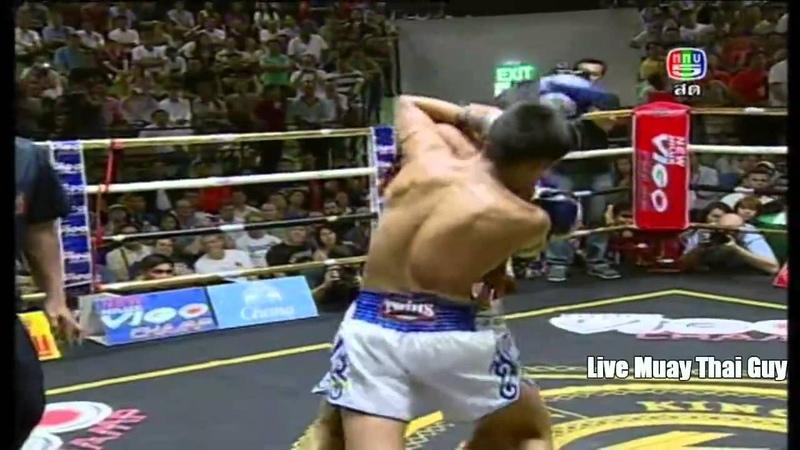 Superlek Wor Sangprapai vs Sangmanee Sor Tienpo 28th February 2014