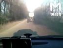 Фермер разогнался на тракторе до 135 км/час