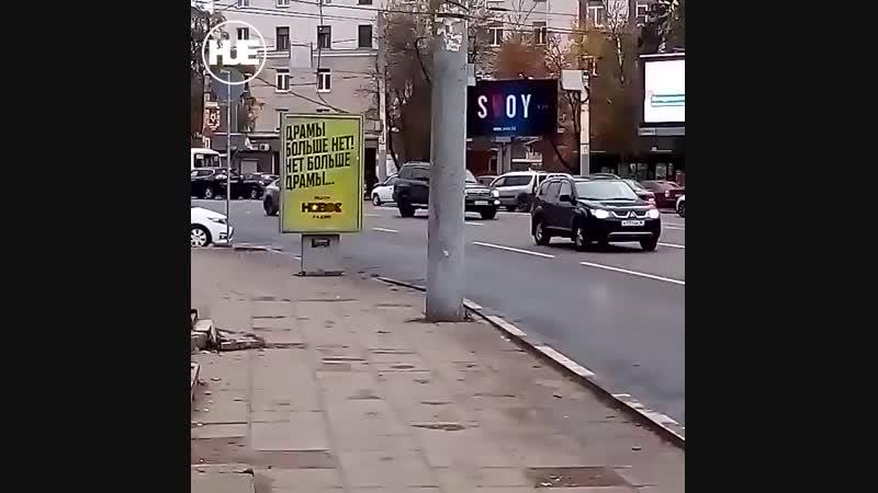 Подростки в Воронеже регулярно забираются на шпили местных высоток